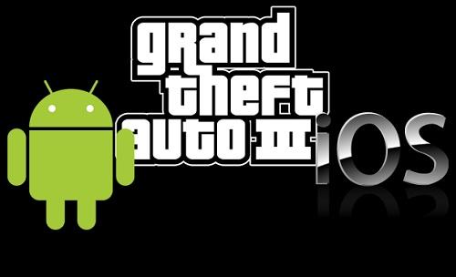 GTA 3: 10th Anniversary Edition на iOS и ANDROID